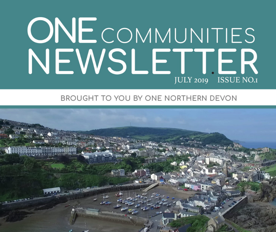 First One Communities Newsletter published